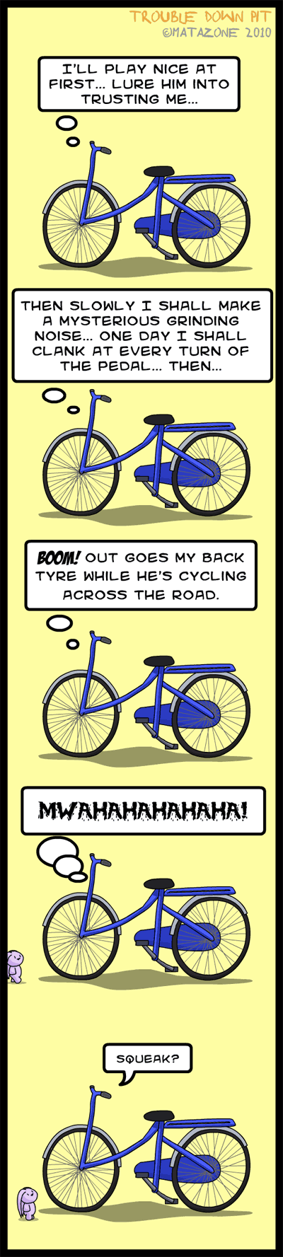 Bicycle thoughts