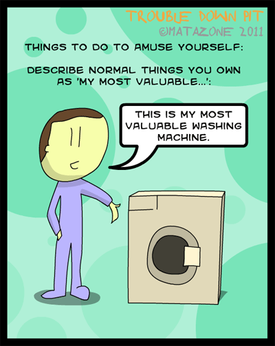 My most valuable webcomic