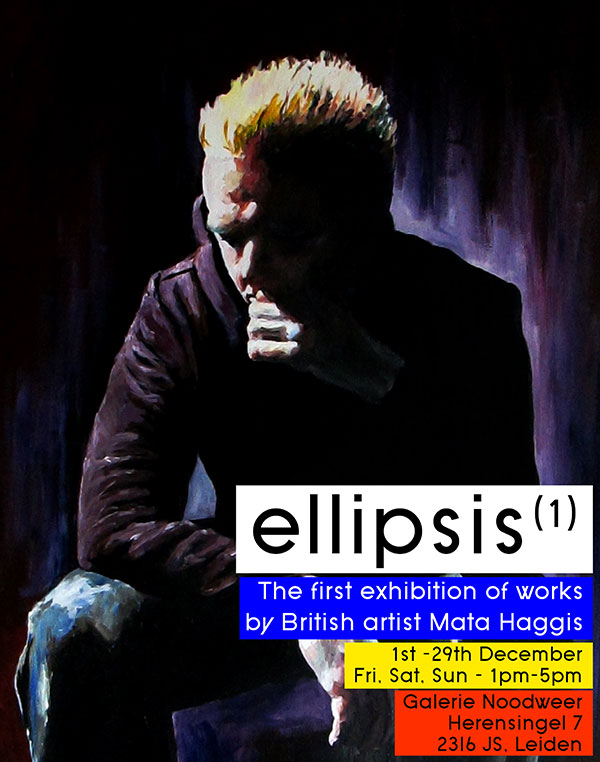 Ellipsis (1) coming to Leiden this weekend!