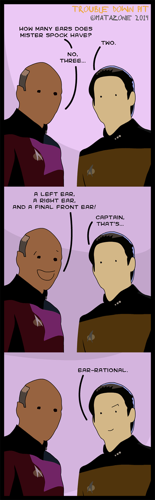 Star Trek – Ears