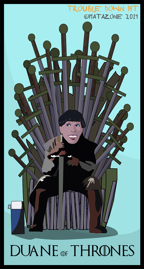 Game of Thrones puns: part 4