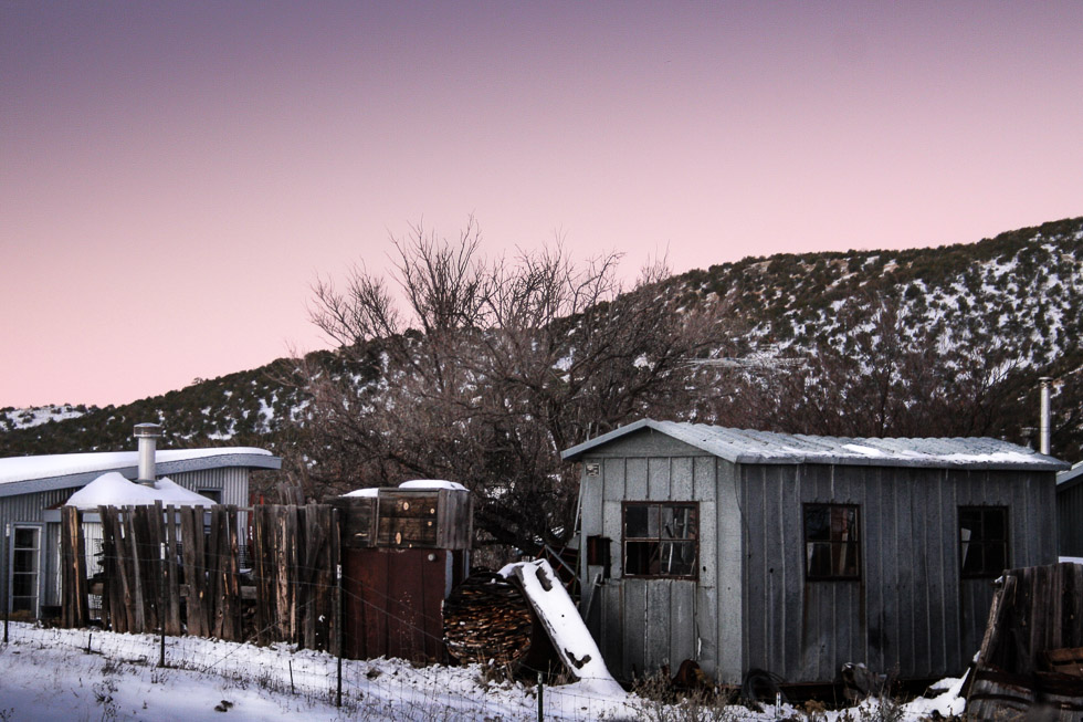 Photo: Golden, New Mexico, USA – part 1